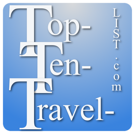 Top Ten Travel List Logo